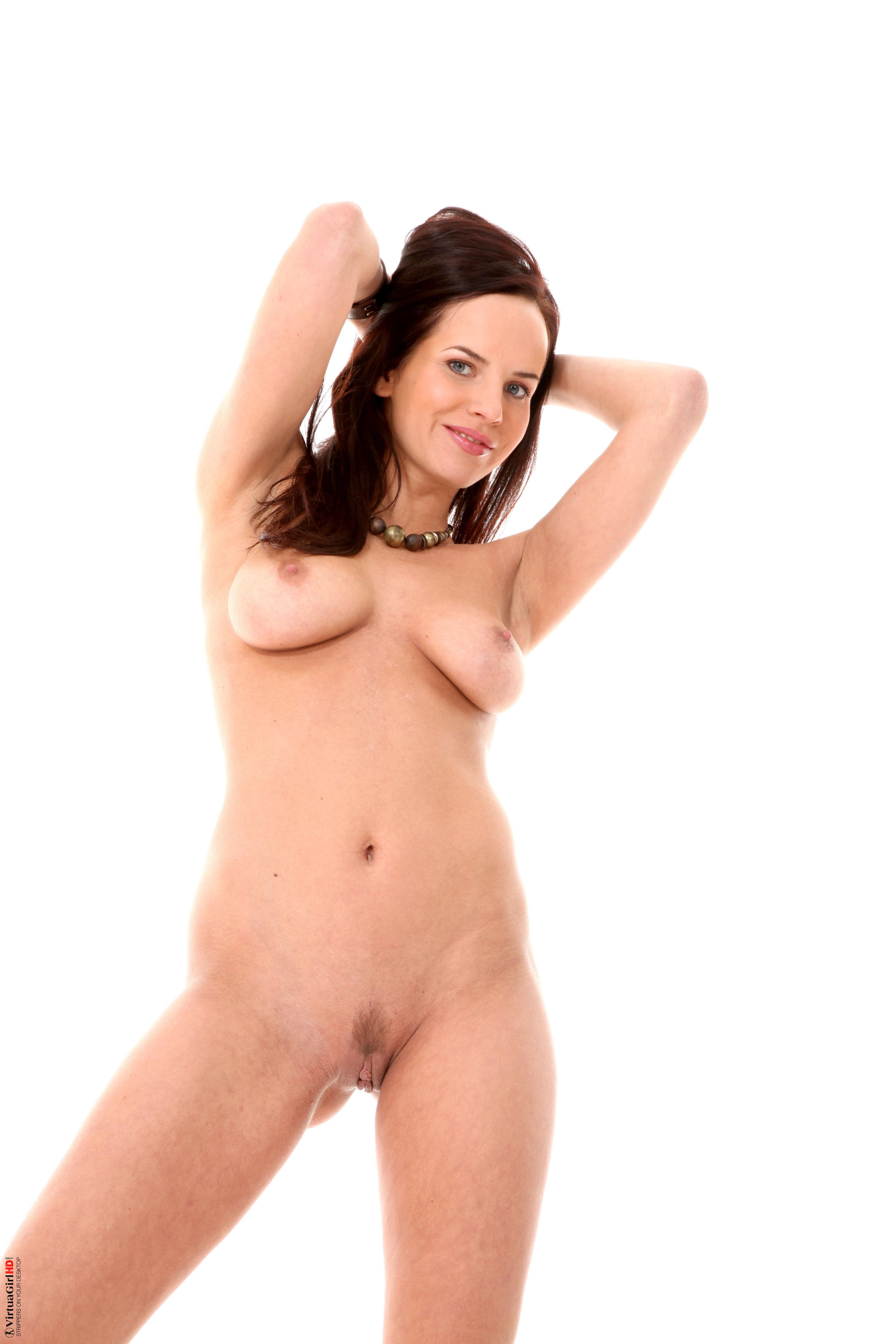 nude model wallpaper