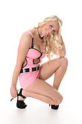 Taylor Shay Pink Adventure istripper model