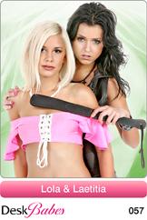 Lola & Laetitia / Duo