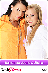 Samantha Joons & Sicilia / Duo