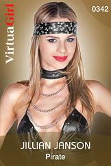 Jillian Janson / Pirate
