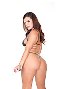 Keisha Grey Bold Beauty istripper model