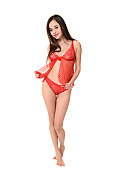 Li Moon Fiery Affection istripper model